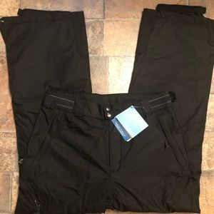 NWT men's bugaboo snow pant Columbia medium
